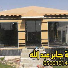 Jardines de estilo  por هناجر ومستودعات جابر عبد الله