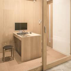 Gezondheidscentra door 井上浩平建築設計事務所