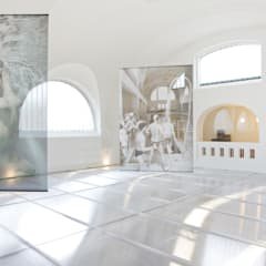 Edificios de Oficinas de estilo  por Jensen Raumkonzept & Design