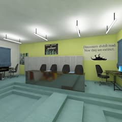 Schools by Saventure infratech