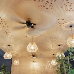 Bars & clubs by Ideas Interiorismo Exclusivo, SLU, Mediterranean