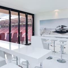 Stadiums by Jensen Raumkonzept & Design
