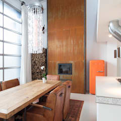 White Loft:  Villa von Jensen Raumkonzept & Design