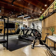 Gym by ZOMA Arquitetura