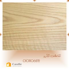 Wooden doors by كاسل للإستشارات الهندسية وأعمال الديكور في القاهرة
