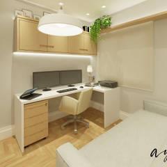 Study/office by Aya Arquitetura,