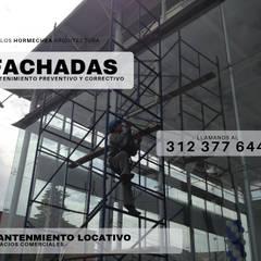 MANTENIMIENTO LOCATIVO: Conjunto residencial de estilo  por CARLOS HORMECHEA ARQUITECTURA