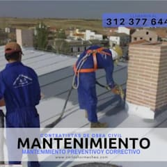 General: Conjunto residencial de estilo  por CARLOS HORMECHEA ARQUITECTURA