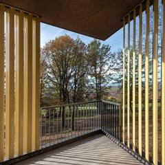 Villa Rambo - Architetto Bellonio: Giardino in stile  di Studio Bellonio