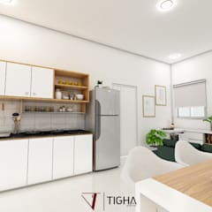 Small kitchens by Tigha Atelier