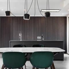 Built-in kitchens by giorgio davide manzoni