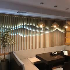 Ресторан: Столовые комнаты в . Автор – Hardbark