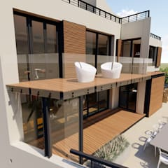 Balcony by Inline Spaces Pty Ltd