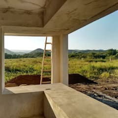 Дома на одну семью в . Автор – 1.61 Arquitectos, Минимализм