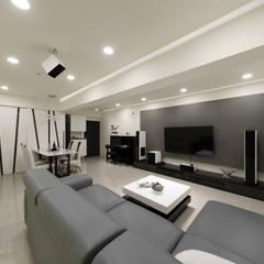 جدران تنفيذ 元作空間設計