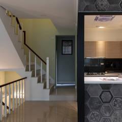 對話:  廚房 by 松泰室內裝修設計工程有限公司
