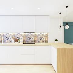 Built-in kitchens by HABITATdesign