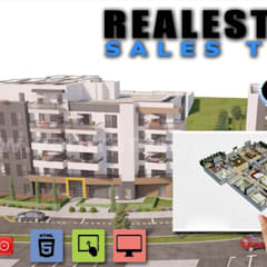 360 Virtual Interactive Real Estate Sales Tool By Yantram Virtual Reality Apps Development, Berlin – Germany:  Conservatory by Yantram Architectural Design Studio
