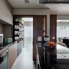 Small-kitchens by Mirá Arquitetura