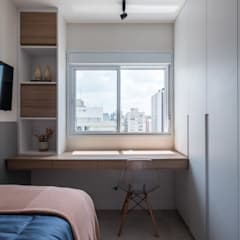 Small bedroom by Mirá Arquitetura, Modern MDF