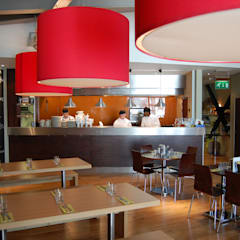 Restaurant:  Gastronomy by Sangston Interiors