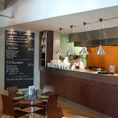 Restaurant:  Gastronomy by Sangston Interiors,