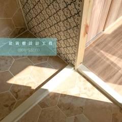 全新20呎 HQ 客戶訂製品(由本公司設計/施工):  浴室 by 一龍貨櫃宅設計工程(貨櫃屋)