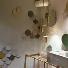 Wandveredelung mit Betonoptik:  Wände von BETON2