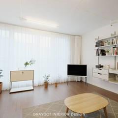 Living room by 그레이도트