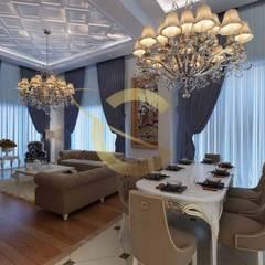 Grand Office  – Gökaypark Towers:  tarz Yemek Odası
