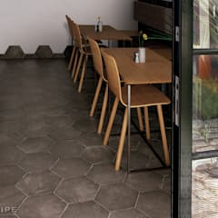 Dining room by Equipe Ceramicas