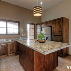 Dapur built in by VillaSi Construcciones
