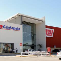 مراكز تسوق/ مولات تنفيذ Helicoide Estudio de Arquitectura