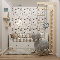 Nursery/kid's room by 3D GROUP