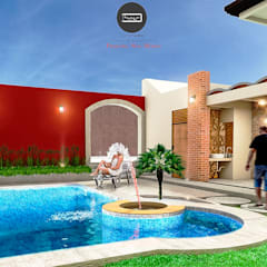 Pool by Vintark Estudio de Arquitectura,