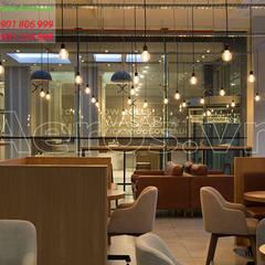 Projekty,  Przestrzenie biurowe i magazynowe zaprojektowane przez xuongmocso1