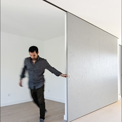 Sliding doors by Commerzn - Boutique Property Developer,