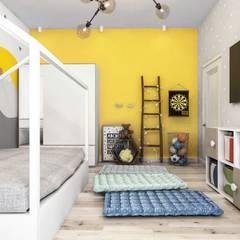 Nursery/kid's room by CLAIRRESTUDIO,