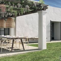 Garden by architetto stefano ghiretti