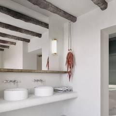 에클레틱 욕실 by architetto stefano ghiretti 에클레틱 (Eclectic)