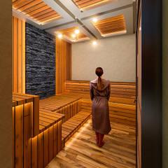 Saunas de estilo  por Vintark arquitectura