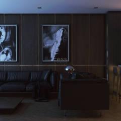 Cess İç Mimarlık – Istanbul Radisson Blu Rezidans Projesi - Cessicmimarlik.com.tr:  tarz Duvarlar,