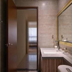 Bathroom by 趙玲室內設計