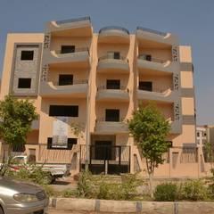 عمارة سكنية :  منازل تنفيذ 4walls