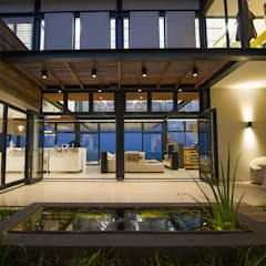 Terrace by John Smillie Architects
