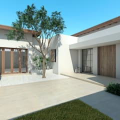 Single family home by SB arquitectura