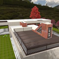 :  Houses by ARQvision BIM Sustainable Architecture