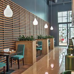 Эко-минимализм для Виллы Плёс: Ресторации в . Автор – B&D