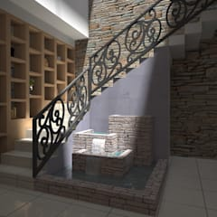 :  Stairs by Estudio Arquitectura 9