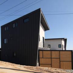 Country house by 아이엘아이 디자인 아틀리에